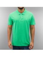 Frank NY Poloshirt Basic grün