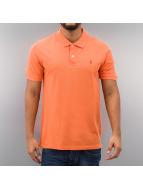 Frank NY poloshirt Basic oranje