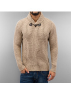 Frank NY Puserot Knit beige