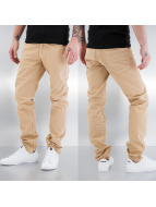 Frank NY Straight Fit Jeans Leon beige