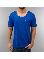 Frank NY t-shirt Pocket blauw