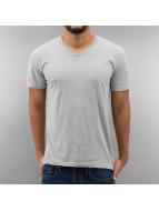 Frank NY T-Shirt Basic gris