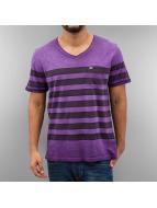 Frank NY T-Shirt Pocket pourpre