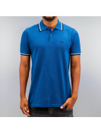 Fred Perry Poloshirt Tipped blau