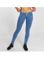 Freddy Облегающие джинсы Liena синий