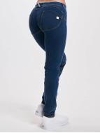 Freddy Облегающие джинсы Laura синий