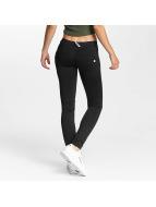 Freddy Skinny Jeans D.I.W.O Low Waist schwarz