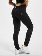 Freddy Slim Fit Jeans Regular Waist schwarz