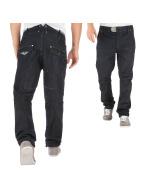 Free Soul Jeans Straight Fit Calvary Rene bleu