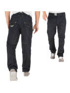 Free Soul Straight fit jeans Calvary Rene blauw