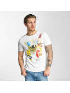 French Kick Camiseta Riri blanco