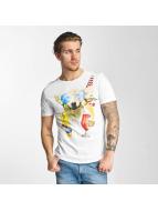French Kick T-Shirt Riri blanc