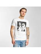 French Kick T-Shirt Thirsty blanc