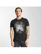 French Kick T-Shirt Iconoclaste noir