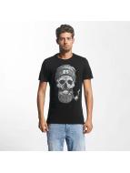 French Kick T-Shirt Barbu schwarz