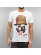 French Kick T-Shirt Ma Gueule white