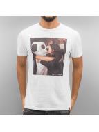 French Kick Phone Love T-Shirt White