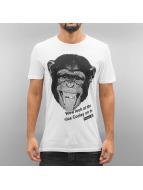 French Kick Momo T-Shirt White