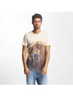 French Kick T-shirts Giligili beige