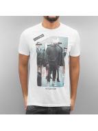 French Kick Slip Star T-Shirt White