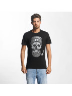 French Kick T-Shirty Barbu czarny