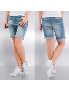 Fresh Made Shorts Bermuda bleu