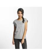 Fresh Made T-Shirt Made Love grey