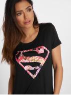 Fresh Made T-Shirt Supergirl noir