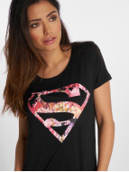 Fresh Made t-shirt Supergirl zwart