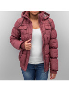 Fresh Made Winter Jacket red