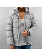 Fresh Made Winterjacke Sonja grau