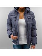 Fresh Made winterjas Sonja blauw