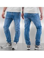 G-Star Úzke/Streč 5620 3D Slim modrá
