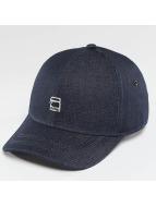 G-Star Кепка с застёжкой Originals Cart Barran Denim 2 Baseball синий