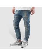G-Star Облегающие джинсы 3301 синий
