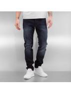 G-Star Облегающие джинсы 3301 Slim Siro синий
