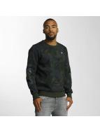 G-Star Пуловер Rackam Dual NDC AO зеленый