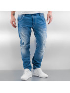 G-Star Antifit Arc 3D Sport Tapered Indigo Rinn Trainer blau
