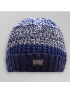 G-Star Beanie Zioks Knit blau