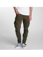 G-Star Cargo pants Rovic Zip 3D Tapered grön