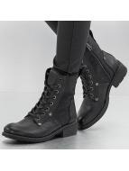 G-Star Chaussures montantes Labour noir