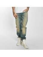 G-Star Jeans Straight Fit 3301 bleu