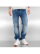G-Star Jeans Straight Fit 3301 Aiden Stretch bleu