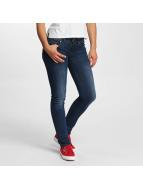 G-Star Jeans Straight Fit Midge Saddle Neutro Stretch Denim bleu