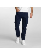 G-Star Pantalon cargo Rovic Zip 3D bleu