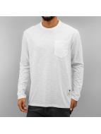 G-Star Pitkähihaiset paidat Rinep Pocket Jisoe Jersey valkoinen