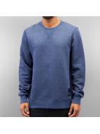 G-Star Pullover Heldrex Utah Jacquard bleu