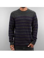 G-Star Pullover Dadin Stripe Knit gris