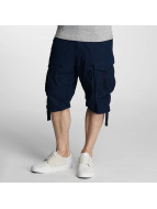 G-Star shorts Rovic Loose 1/2 Niss Chambray blauw