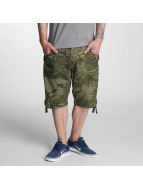 G-Star shorts Rovic Camo DC Loose 1/2 groen
